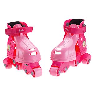 Grow With Me 1,2,3 Inline Skates Barbie