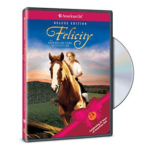 Felicity: An American Girl Adventure DVD