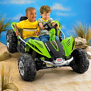 Power Wheels® Dune Racer (Green)