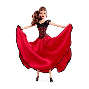 <em>Dancing with the Stars Paso&nbsp;Doble</em> Barbie&#174;&nbsp;Doll