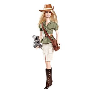 <em>Australia</em> Barbie&#174; Doll