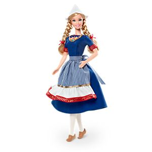 <em>Holland</em> Barbie&#174; Doll