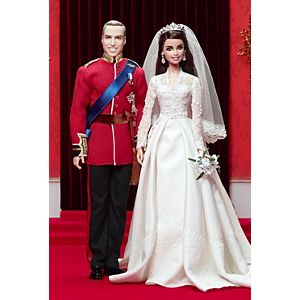 William And Catherine Royal Wedding® Giftset