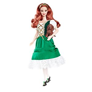 <em>Ireland</em> Barbie&#174; Doll