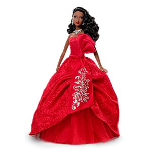 2012 Holiday Barbie™ Doll—African American