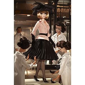 <em>Afternoon Suit</em> Barbie&#174; Doll