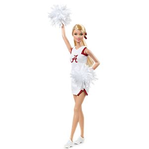 <em>University Of Alabama</em> Barbie&#174; Doll
