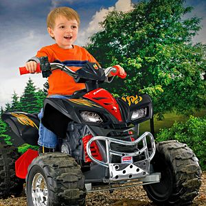 Power Wheels® Hot Wheels™ Kawasaki KFX®