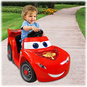Power Wheels&#174;: Disney&#8226;Pixar Cars 2 <BR>Lil&#8217; Lightning McQueen