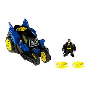 Imaginext® DC Super Friends™ Motorized Batmobile