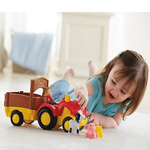 Little People® Tow ' Pull Tractor™