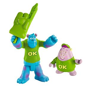 Imaginext® Disney•Pixar Monsters University Sulley & Squishy
