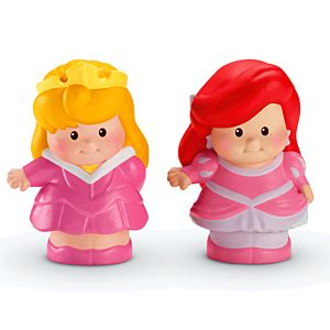 Little People® Disney Ariel & Aurora