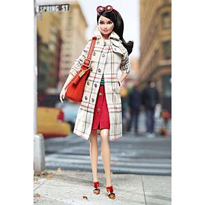 <em>Coach</em> Barbie&#174; Doll