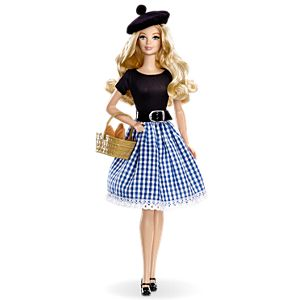 <em>France</em> Barbie&#174; Doll