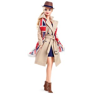 <em>United Kingdom</em> Barbie&#174; Doll