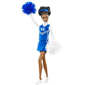 <em>University of Kentucky</em> Barbie&#174; Doll&#8212;African American