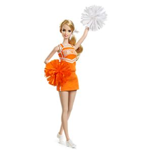 <em>University of Tennessee</em> Barbie&#174; Doll