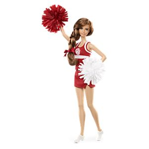 <em>University of Oklahoma</em> Barbie&#174; Doll