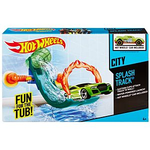 Hot Wheels® Splash Track™ Tub Set