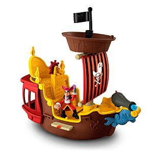 Jake and the Never Land Pirates Hook's Jolly Roger