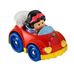 Little People&#174;<BR> Wheelies&#8482;<BR>Disney Snow White