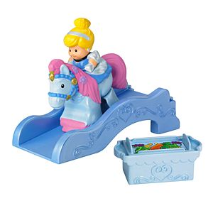 Little People® Disney Klip Klop Cinderella