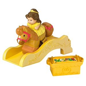 Little People® Disney Klip Klop Belle