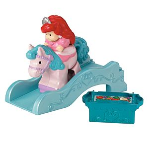 Little People® Disney Klip Klop Ariel