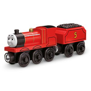 Thomas & Friends™ Wooden Railway James Engine