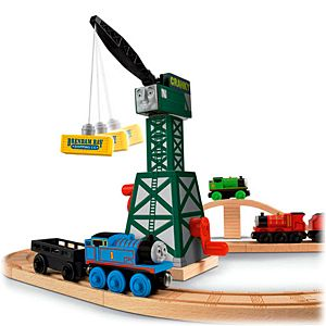 Thomas & Friends™ Wooden Railway Cranky the Crane