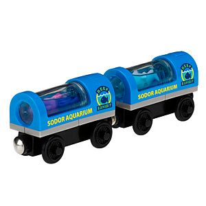 Thomas & Friends™ Wooden Railway Aquarium Cars