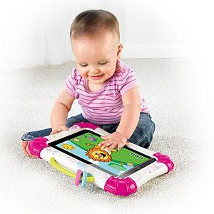 Laugh & Learn™ Apptivity™ Case for iPad® Devices (Pink)