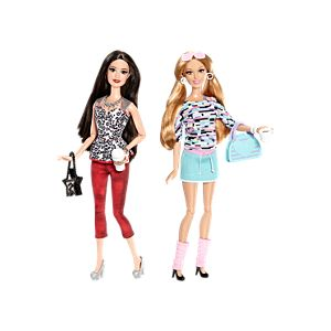 <em>Barbie&#8482; Life in the Dreamhouse</em> Raquelle&#174; and Summer&#174; 2-Pack