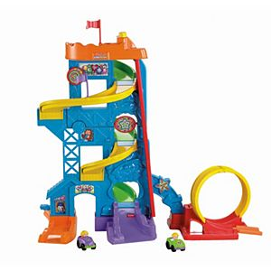 Little People® Loops 'n Swoops Amusement Park