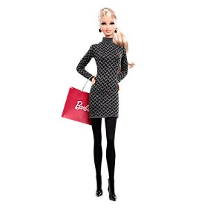 City Shopper™ Barbie® Doll—Blonde