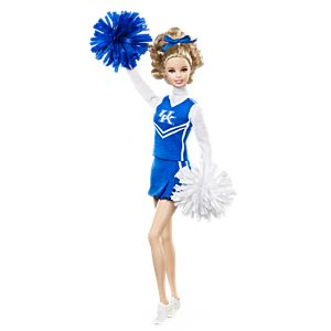 <em>University of Kentucky</em> Barbie&#174; Doll