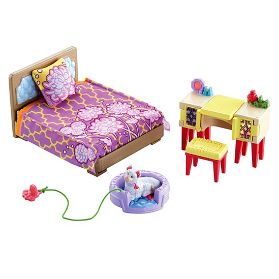 Loving Family Pas Bedroom Blt02 Fisher Price