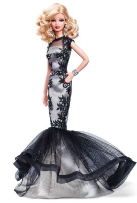 Image result for barbie evening gowns