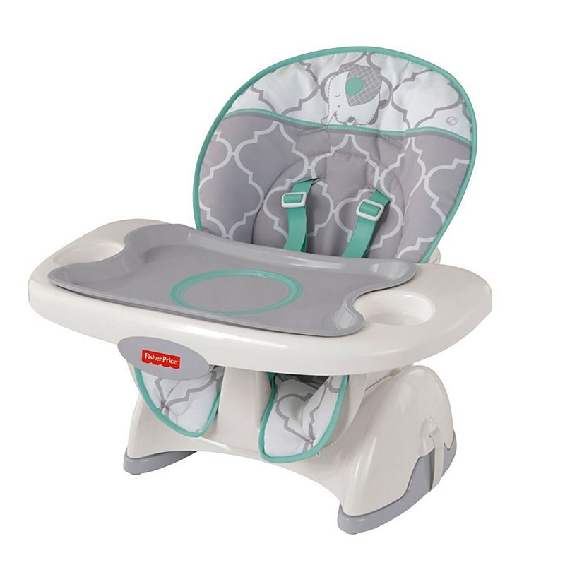 fisher-price deluxe spacesaver high chair | cjt22 | fisher-price