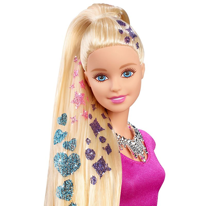 Barbie Doll Hairstyles For Long Hair - HairStyles