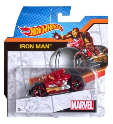 Hot Wheels Marvel Moto Ironman