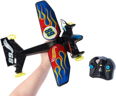Hot Wheels RC Sky Shock Vehicle  Flame Design