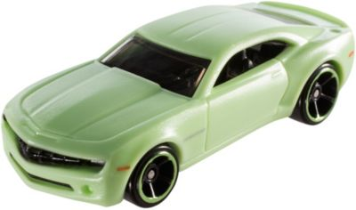 Hot Wheels Color Shifters Chevy Camaro Concept Vehicle