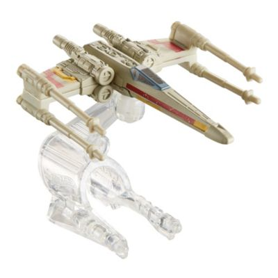 Hot Wheels Star Wars XWing Fighter Starship