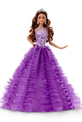 Barbie Quinceanera Doll DWF61 Dolls for Quinceaneras Barbie
