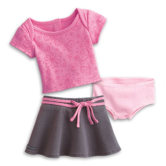 True Spirit Outfit for 18-inch Dolls