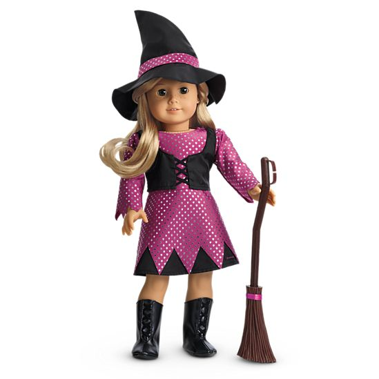 WITCH COSTUME-MYAG | American Girl
