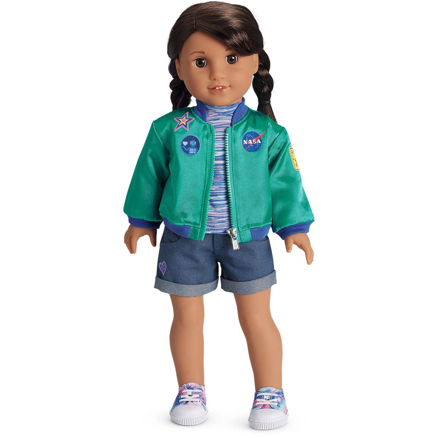 American Girl Luciana's Stellar Outfit for 18-inch Dolls