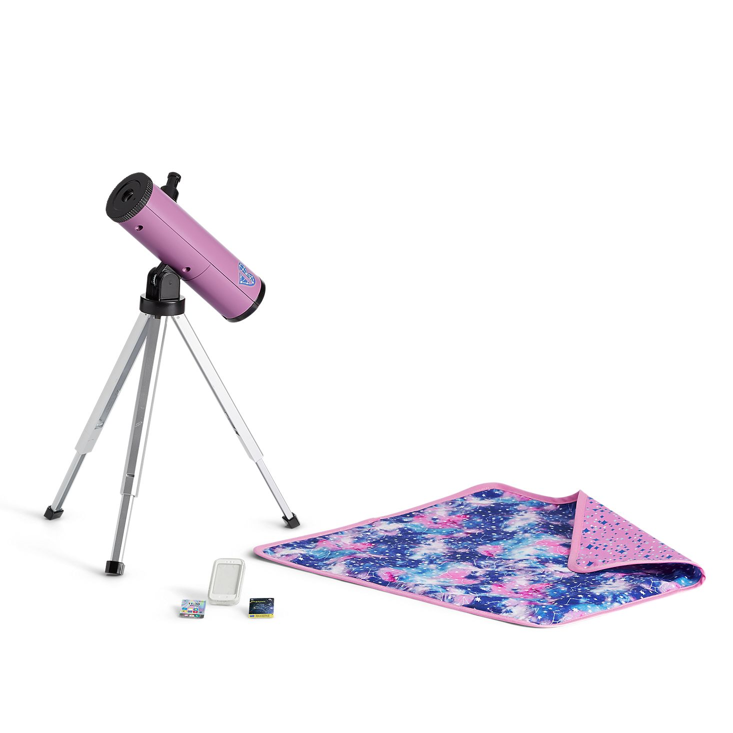 American Girl Luciana's Telescope Projector Set